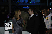 Sam Taylor Wood and Jack Osbourne, The 7th GQ Man of the Year Awards, Royal Opera House. 7 September 2004. In association with Armani Mania. SUPPLIED FOR ONE-TIME USE ONLY-DO NOT ARCHIVE. © Copyright Photograph by Dafydd Jones 66 Stockwell Park Rd. London SW9 0DA Tel 020 7733 0108 www.dafjones.com
