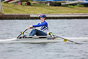 Crew: 289  RDG-HUTCHINS  Reading Rowing Club  Op J14 1x<br /> <br /> Abingdon Spring Head 2019<br /> <br /> To purchase this photo, or to see pricing information for Prints and Downloads, click the blue 'Add to Cart' button at the top-right of the page.