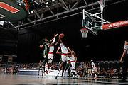 2017 Miami Hurricanes Women's Basketball vs Charlotte