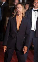 Iggy Pop at the gala screening for the film Gimme Danger at the 69th Cannes Film Festival, Thursday 19th May 2016, Cannes, France. Photography: Doreen Kennedy