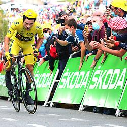 Tour de France 2020  <br /> Jumbo-Visma rider Primoz Roglic (Slovenia / Team Jumbo - Visma)