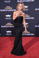 Marvel's 'Thor: Ragnarok' World Premiere held at the El Capitan Theatre. 10 Oct 2017 Pictured: Elsa Pataky. Photo credit: O'Connor/AFF-USA.com / MEGA TheMegaAgency.com +1 888 505 6342