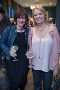 NO FEE PICTURES<br /> 12/4/18 Eleanor McEvoy and Mary Keane at the launch of Jenny Huston and Leah Hewson's jewellery and fine art collaboration, Edge Only x Leah Hewson at The Dean Dublin. Arthur Carron