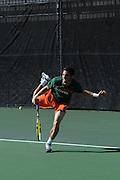 2014 Miami Hurricanes Men's Tennis vs North Florida