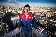 Rory McIroy - London portraits