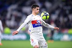 Lyon vs Toulouse - 1 April 2018