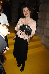 HELENA BONHAM-CARTER at the Royal Academy of Arts Summer Exhibition Party at the Royal Academy, Piccadilly, London on 6th June 2007.<br /><br />NON EXCLUSIVE - WORLD RIGHTS