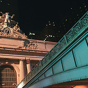 Grand Central Station in Manhattan