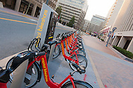 Capital Bikeshare in Crystal City