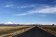 Rangárvallavegur & Hekla in Southern Iceland