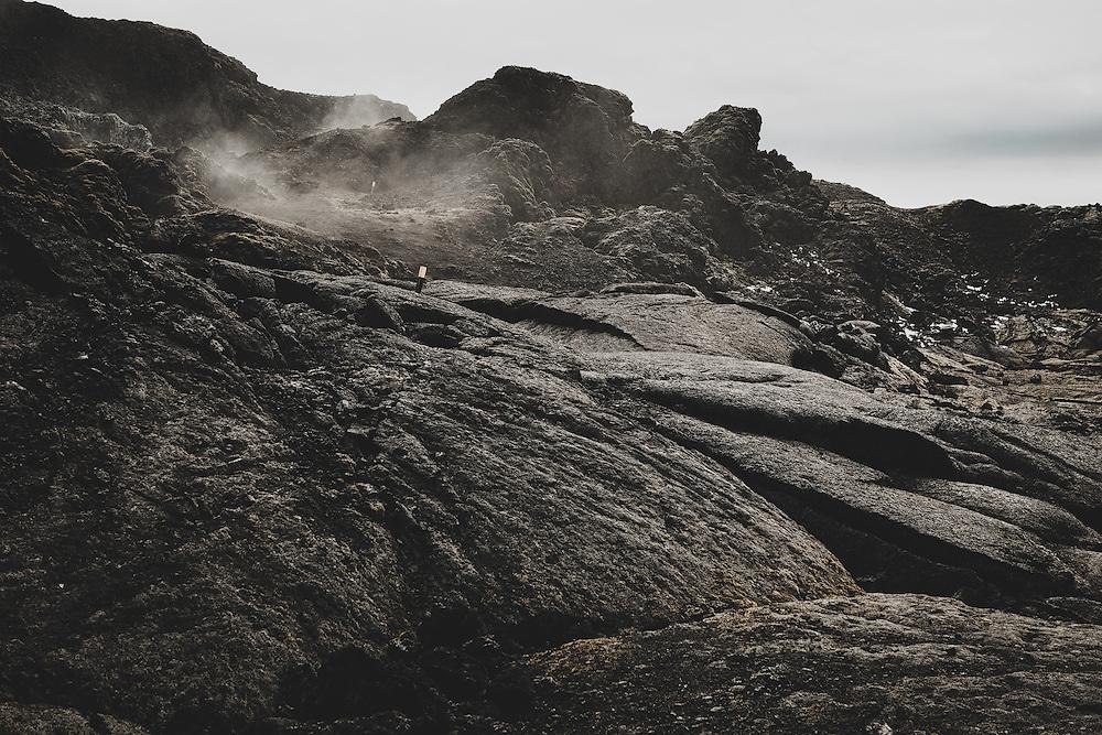 Lava field II (Krafla)
