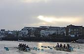 20081216, Cambridge Trial Eights, London