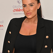 Melissia Pretty attends the Children's charity hosts fashion and beauty lunch event, with live entertainment at The Dorchester, London, UK. 12 October 2018.