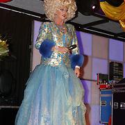 NLD/Amsterdam/20050806 - Gaypride 2005, Edwin van Kollenburg, dragqueen, travestiet