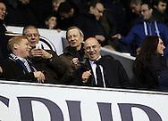 Tottenham's Daniel Levy looks on<br /> <br /> Barclays Premier League- Tottenham Hotspur vs Everton - White Hart Lane - England - 30th November 2014 - Picture David Klein/Sportimage