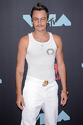 August 26, 2019, Newark, New Jersey, United States: Brandon Thomas Lee attends the 2019 MTV Video Music Video Awards held at the Prudential Center in Newark, NJ (Credit Image: © Efren Landaos/SOPA Images via ZUMA Wire)