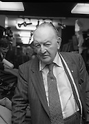 Mr Louis Copeland.   (M96).1979..19.10.1979..10.19.1979..19th October 1979..Pictured at his Dublin Store in Capel Street is the renowned Tailor and men's outfitter .Mr Louis Copeland.