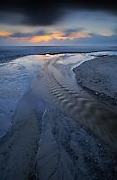 North Sea at Klitmøller - National Park Thy, Denmark