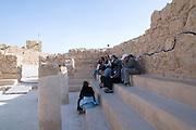 Israel, Massada The Synagogue