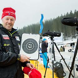 20141216: SLO, Biathlon - Training and preparation day prior to the IBU Biathlon World Cup Pokljuka