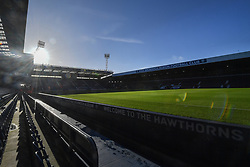 General view of The Hawthorns prior to the match