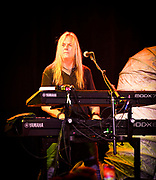 """Kory Myers, Keyboards for the """"KEIFER BAND"""" Performs at The Coach House in San Juan Capistrano during their Rise Tour on August 30th, 2019"""
