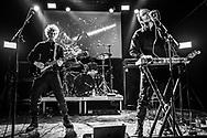 Icelandic indie-pop band Warmland at Iceland Airwaves