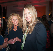 KELLY HOPPEN; ANYA HINDMARCH, The 2012 Veuve Clicquot Business Woman of the Year Award .  Celebrating women's excellence in business.  Claridge's, Brook Street, London, 18 April 2012
