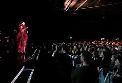 Jessie J R.O.S.E. Tour at Manchester Academy<br /> <br /> Pictured: Jessie J<br /> <br /> Alex Todd   Edinburgh Elite media