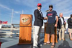 World Match Racing Tour, Congressional Cup, Long Beach Yacht Club, Long Beach, CA, USA. 2nd April 2017.