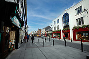 Main Street and The Market Cross, Killarney during summertime of 2010.<br /> Picture by Don MacMonagle