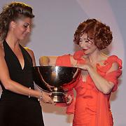 NLD/Amsterdam/20110515 - Coiffure awards 2011, Marijke Helwegen