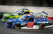 Kansas City Racing Photographer- A NASCAR Truck Series auto race at Kansas Speedway in Kansas City, Kan., Friday, May 10, 2019. AP Photo Colin E. Braley