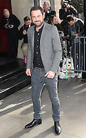 Danny Dyer, The TRIC Awards, Grosvenor House Hotel, London UK, 10 March 2015, Photo by Richard Goldschmidt