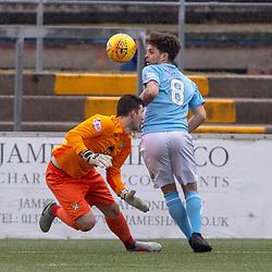 Forfar Athletic v East Fife, Scottish Football League Division One