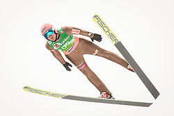 Dawid Kubacki (POL) during Ski Flying Hill Men's Individual Competition at Day 4 of FIS Ski Jumping World Cup Final 2017, on March 26, 2017 in Planica, Slovenia.Photo by Ziga Zupan / Sportida