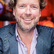 NLD/Amsterdam/20161013 - Perspresentatie Omroep Max, henkjan Smits