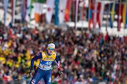 February 21, 2019 - Seefeld In Tirol, AUSTRIA - 190221 Annika Taylor of Great Britain competes in women's cross-country skiing sprint qualification during the FIS Nordic World Ski Championships on February 21, 2019 in Seefeld in Tirol..Photo: Joel Marklund / BILDBYRN / kod JM / 87879 (Credit Image: © Joel Marklund/Bildbyran via ZUMA Press)