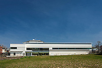 Architectural Exterior image of IDEA Charter School by Jeffrey Sauers of Commercial Photographics