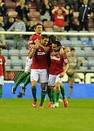 Wigan Athletic v Swansea City 070513
