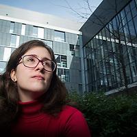 Leuven, Belgium 11 February 2014<br /> Researcher Rita Ribeiro.<br /> Photo: Ezequiel Scagnetti