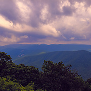 """Glory on the Blue Ridge""<br />