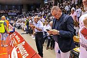 DESCRIZIONE : Campionato 2014/15 Serie A Beko Grissin Bon Reggio Emilia - Dinamo Banco di Sardegna Sassari Finale Playoff Gara7 Scudetto<br /> GIOCATORE : Fabio Facchini<br /> CATEGORIA : Arbitro Referee Before Pregame<br /> SQUADRA : AIAP<br /> EVENTO : LegaBasket Serie A Beko 2014/2015<br /> GARA : Grissin Bon Reggio Emilia - Dinamo Banco di Sardegna Sassari Finale Playoff Gara7 Scudetto<br /> DATA : 26/06/2015<br /> SPORT : Pallacanestro <br /> AUTORE : Agenzia Ciamillo-Castoria/L.Canu