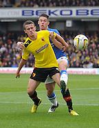 Watford v Peterborough United 201012