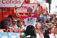 CYCLING - VUELTA SPAIN 2018 - STAGE 5 290818