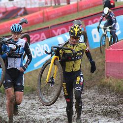 03-01-2021: Wielrennen: Vestingcross: Hulst: Marianne Vos