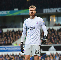 Ipswich Town's Will Norris<br /> <br /> Photographer Chris Vaughan/CameraSport<br /> <br /> The EFL Sky Bet League One - Ipswich Town v Blackpool - Saturday 23rd November 2019 - Portman Road - Ipswich<br /> <br /> World Copyright © 2019 CameraSport. All rights reserved. 43 Linden Ave. Countesthorpe. Leicester. England. LE8 5PG - Tel: +44 (0) 116 277 4147 - admin@camerasport.com - www.camerasport.com