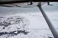 Luchtfotografie - Ameland van boven