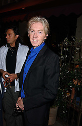 Milliner PHILIP TREACY at the launch of 'Blow Lips' a new lipstick by Isabella Blow and MAC Makeup held at the the Blow de la Barra Gallery, 35 Heddon Street, London on 7th September 2005.<br /><br />NON EXCLUSIVE - WORLD RIGHTS