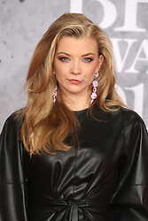 The Brit Awards 2019 at the O2 Arena in London, UK. 20 Feb 2019 Pictured: Natalie Dormer. Photo credit: Fred Duval/MEGA TheMegaAgency.com +1 888 505 6342